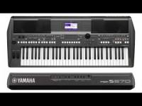 Teclado Yamaha PSR-S 670